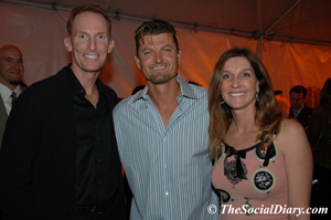 trevor hoffman with hal and debby jacobs